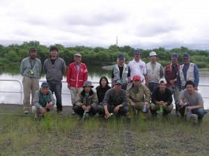 「大川クリーンアップ作戦」を実施しました